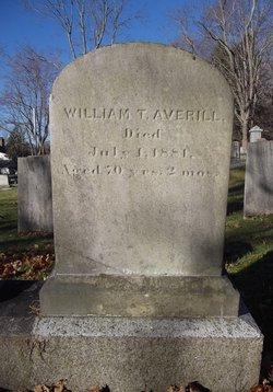 William T. Averill