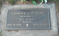 Charles J Schaaf
