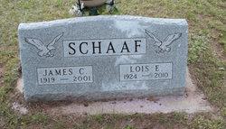 James C Schaaf