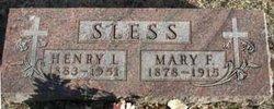 "Mary F. ""Josie"" Sless"