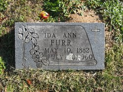 Ida Ann Furr