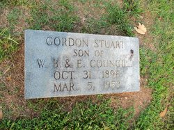Gordon Stuart Councill