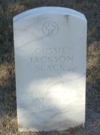 Gussie Jackson Slack