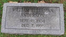 William Ellerman Anderson