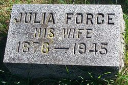 Julia <I>Force</I> Apple