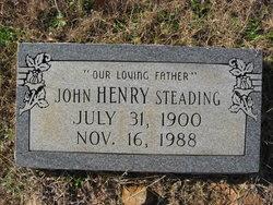 John Henry Steading