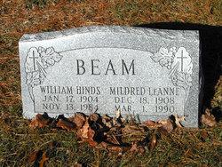 Mildred LeAnne Beam