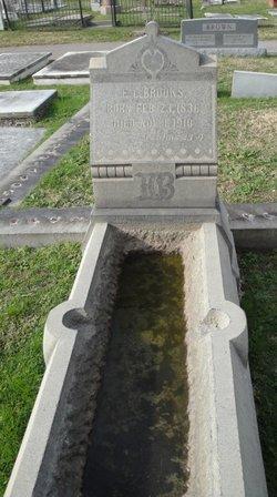 Pvt Edwin Cooke Brooks