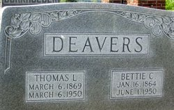 Thomas L. Deavers