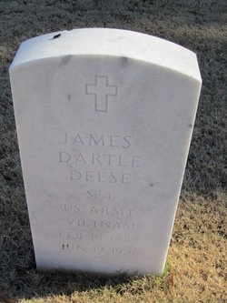 James Dartle Deese