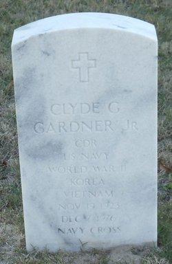 Clyde George Gardner, Jr