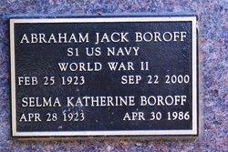 Abraham Jack Boroff