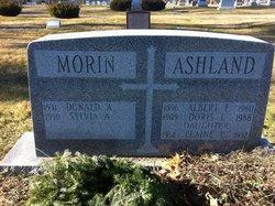 Doris Nora <I>Libby</I> Ashland