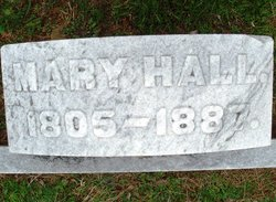 Mary Polly <I>Evans</I> Hall