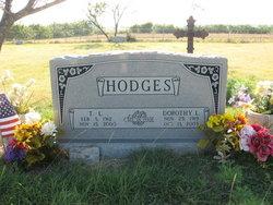 """Thomas Lee """"T. L."""" Hodges, Jr"""