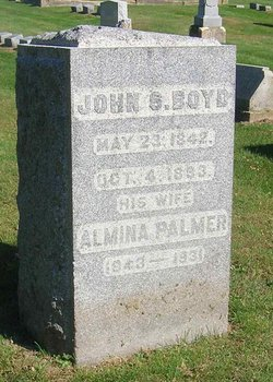 Corp John S. Boyd