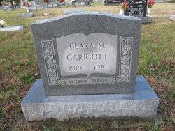 Clara M <I>Sullivan</I> Garriott