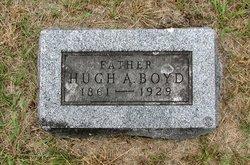Hugh A Boyd