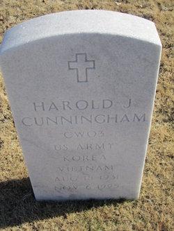 Harold James Cunningham