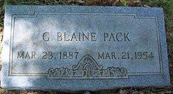 Gillispie Blaine Pack