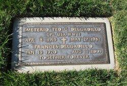 Emeterio G Delgadillo