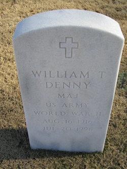 William T Denny