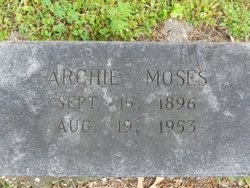 Archie Moses