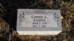 Connie Lou <I>Barrett</I> Luster-Wilson