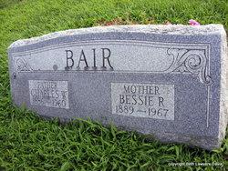 Bessie R <I>Bond</I> Bair