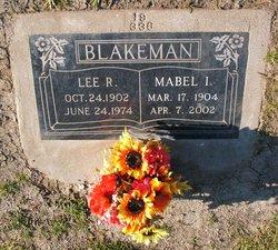 Mabel Irene <I>Ball</I> Blakeman