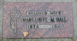 "Marguerite M ""Maggie"" <I>Connolly</I> Hall"