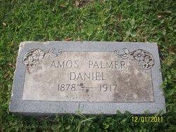 Amos Palmer Daniel
