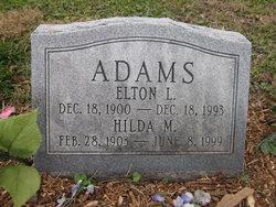 Hilda M. Adams