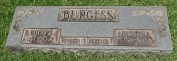 Louvina <I>Stanley</I> Burgess