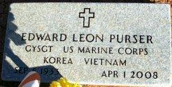 Edward Leon Purser