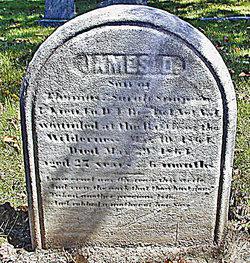 1LT James D Simpson