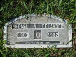 Pearl Virginia <I>Hanlin</I> DeLawder