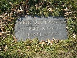 Effie Lou Bagwell