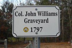 Col. John Williams Graveyard