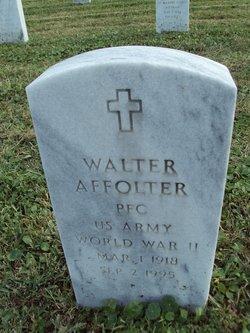 Walter Affolter