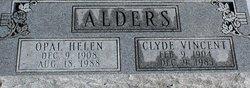 Clyde Vincent Alders