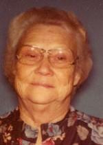 Eunice Marie <I>Hicks</I> Adams