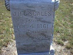 James Henry  Cardwell Scales