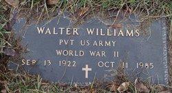 "Walter ""Pete"" Williams"