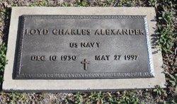 Loyd C Alexander