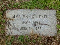 Emma Mae <I>Collins</I> Studstill