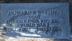 Howard Stewart Whiting