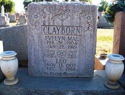 Evelyn Mae <I>Rogers</I> Clayborn