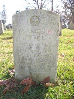 PFC Charles R Pierce