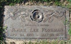 Jimmie Lee Foreman